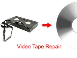 video-tape-repair-service