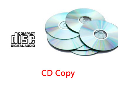 Add CD Copies