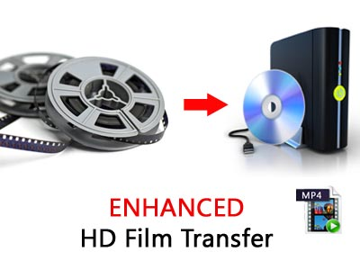 Enhanced HD Film Transfer