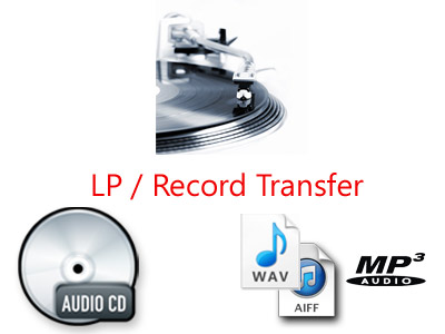 LP Record Transfer to CD
