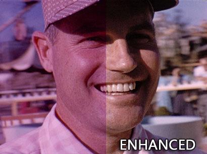 Enhanced HD Film Transfer