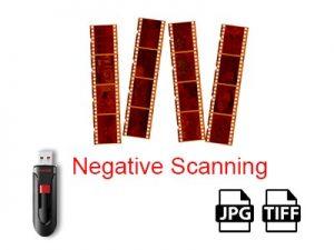 negative scanning san jose