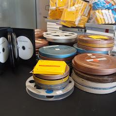 Organize Film Reels Convert